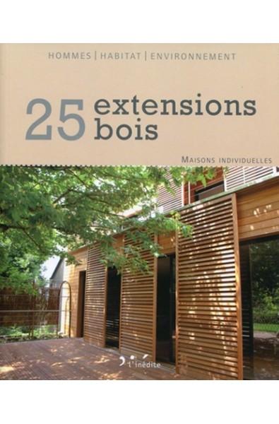 25 extensions bois