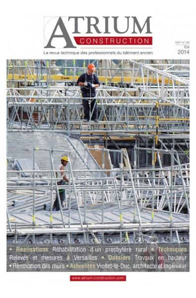 Atrium Construction 64