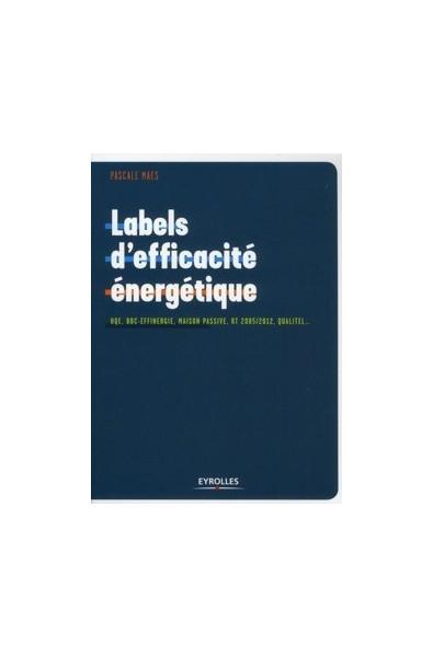 Labels d'efficacité énergétique