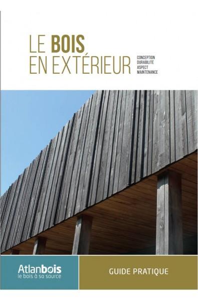 """Guide """"Le bois en extérieur"""""""
