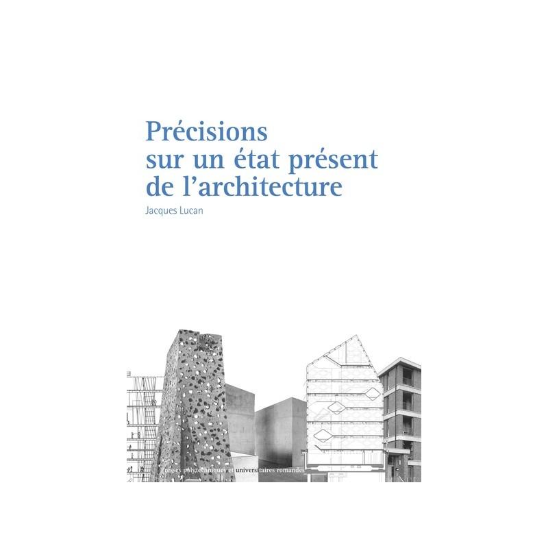 Pr cisions sur un tat pr sent de l 39 architecture kiosque 21 livres et - Livre sur l architecture ...