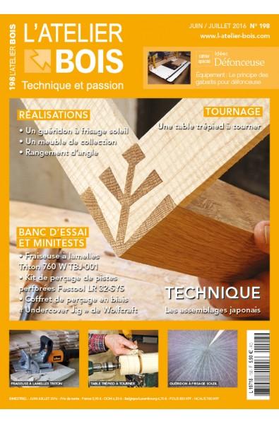 L'Atelier Bois 198