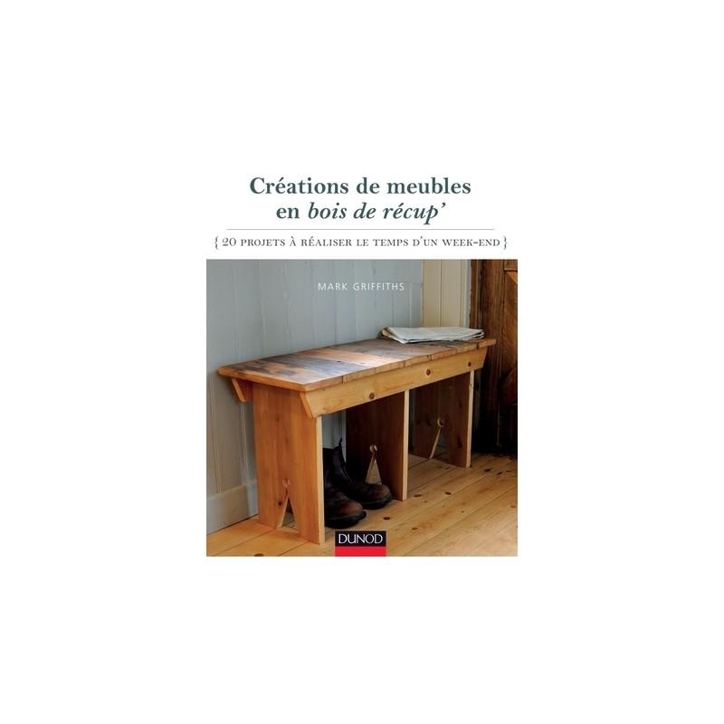 Créations de meubles en bois de récup  Kiosque 21  livres et  ~ Creation En Bois