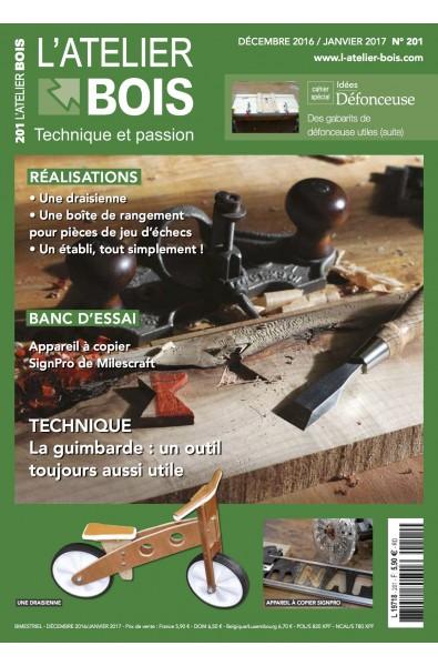 L'Atelier Bois 201