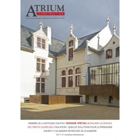 Atrium Construction 74