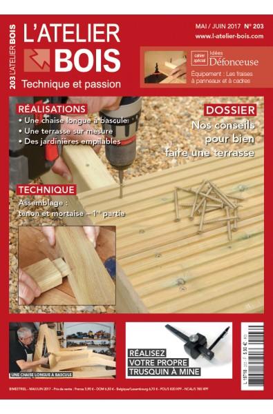 L'Atelier Bois 203