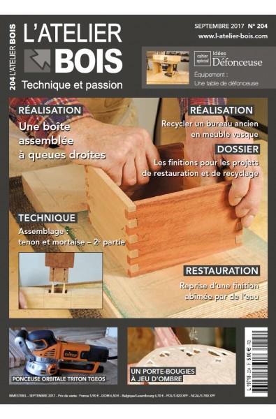 L'Atelier Bois 204
