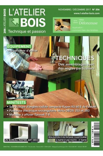 L'Atelier Bois 206
