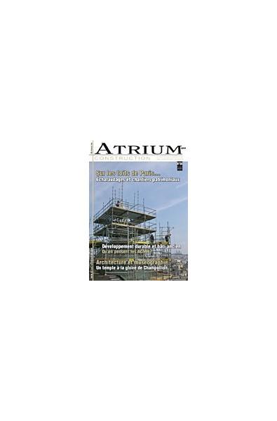 Atrium Construction N°30