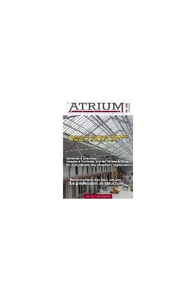 Atrium Construction N°34