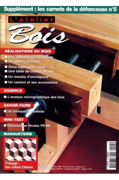 L'Atelier Bois 45