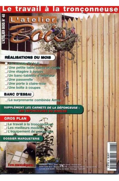 L'Atelier Bois 48