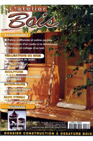 L'Atelier Bois 53