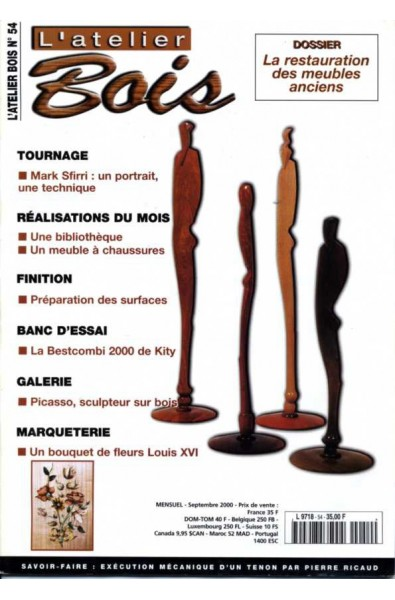 L'Atelier Bois 54