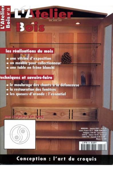 L'Atelier Bois 58