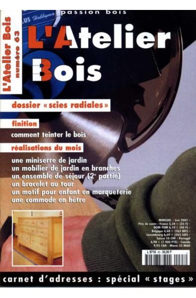 L'Atelier Bois 63