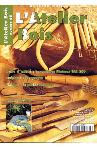 L'Atelier Bois 65