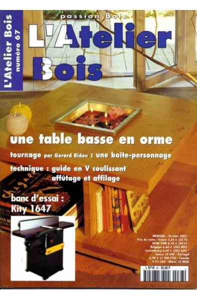 L'Atelier Bois 67