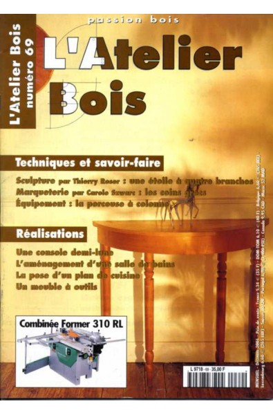 L'Atelier Bois 69