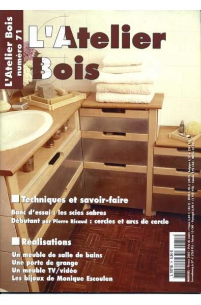 L'Atelier Bois 71