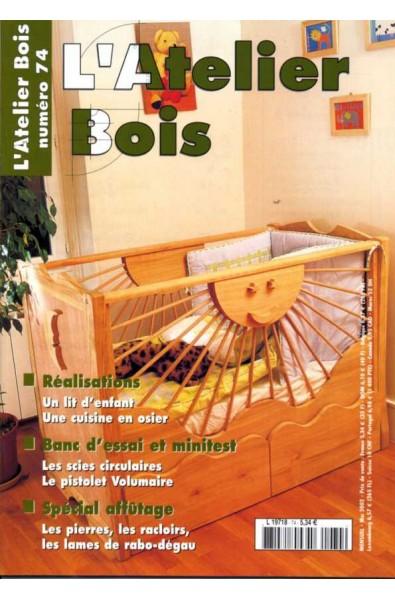 L'Atelier Bois 74