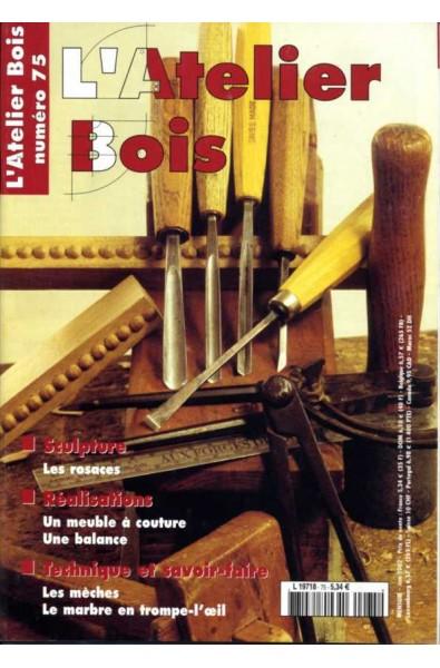 L'Atelier Bois 75