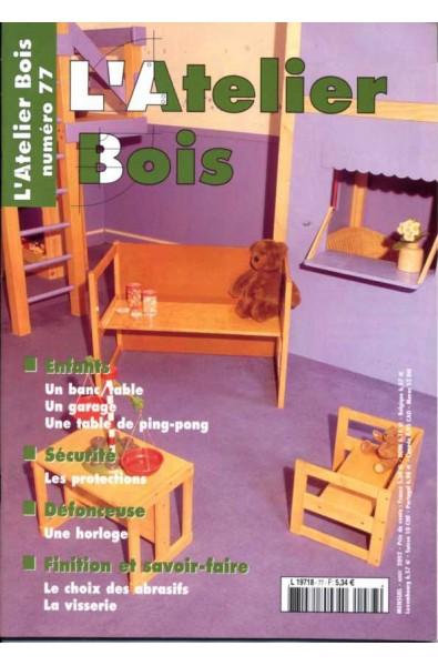 L'Atelier Bois 77