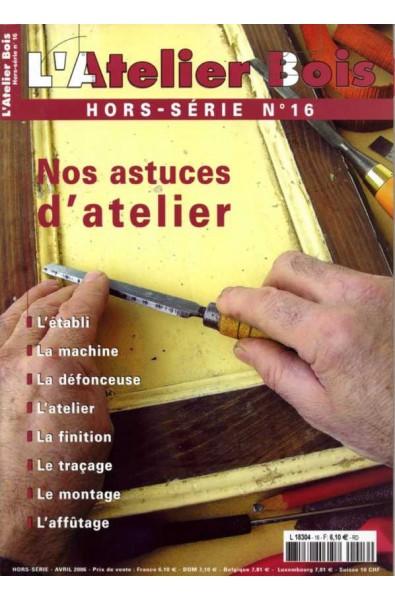 L'Atelier Bois Hors série 16