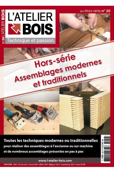 L'Atelier Bois Hors série 20