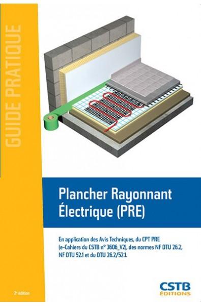 Plancher Rayonnant Electrique (PRE)