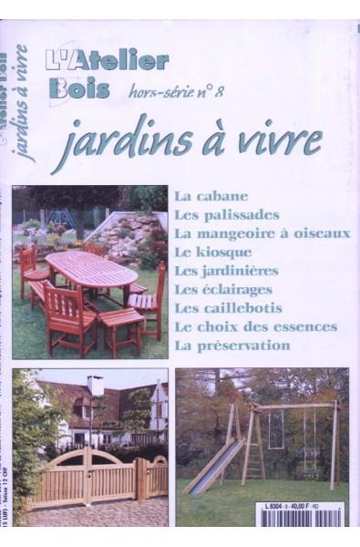 L'Atelier Bois Hors série 8