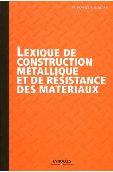 Lexique de la construction métallique