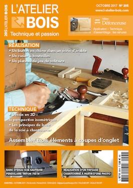 L'Atelier Bois n°205