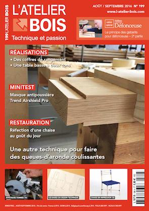 L'Atelier Bois n°199