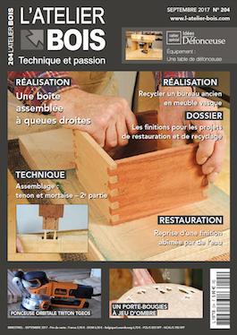 L'Atelier Bois n°204
